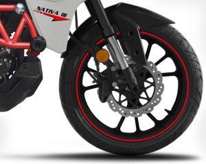 Moto ASYA Nativa III