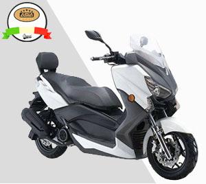 Moto Scooter ASIA Linda 1