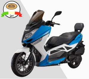 Moto Scooter ASIA Linda 2