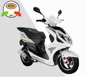 Moto Scooter ASIA Matrix