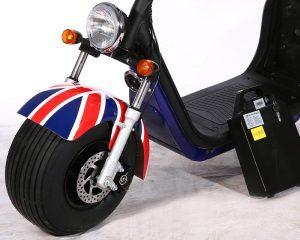 Scooter eléctrico ASYA Citycoco